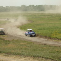 гонки в х. манческий