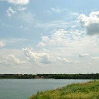 Голубое Озеро)