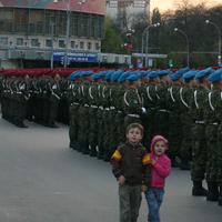 военные и дети